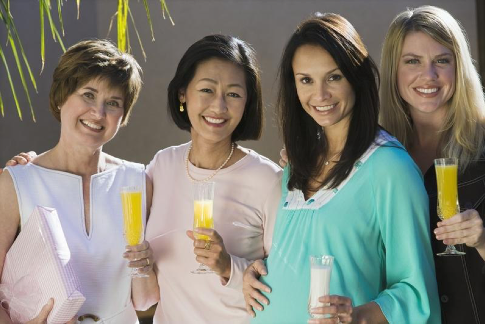 The Pregnant Woman's Guide to Parties